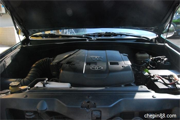 丰田霸道 普拉多 4000 动力改装高清图片