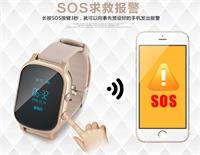 T58 GPS儿童 老人电话手表