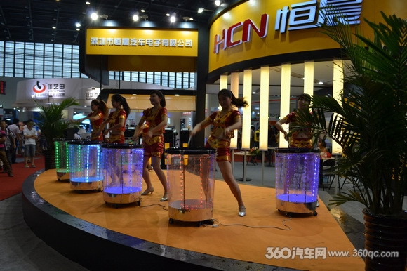 恒晨新品新系统亮相2012第九届郑州展
