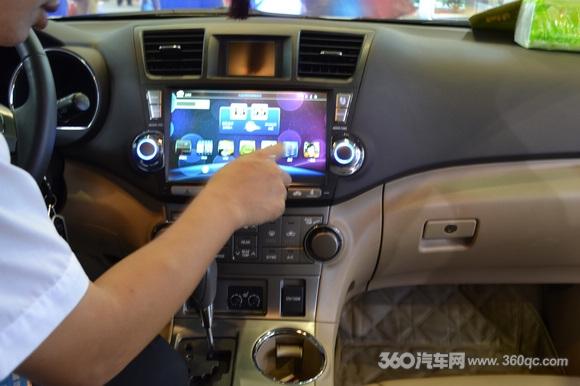 深航华电畅通3G体验 12寸超大屏幕震撼亮相郑州展