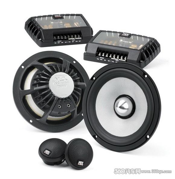 阳刚而又声底浓郁,评美国MTX顶级套装喇叭TXC 6.1
