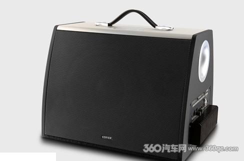 激情澎湃 漫步者CW1200低音炮华丽登场