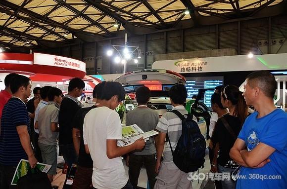 品牌集聚亮相 路畅盛装出席第十届歌华上海汽车用品展