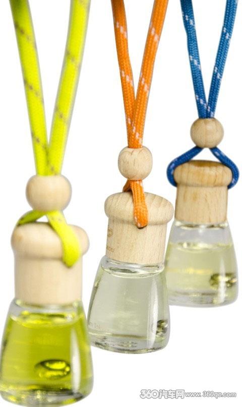 和流香和心愈香系列吊挂香水