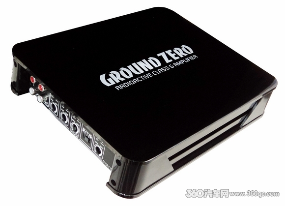 德国零点GZRA 4.100G四声道G类功放现已上市