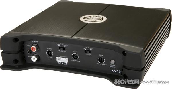 娇小精干 瑞典DLS推出全新XM20双声道功放和XM40四声道功放