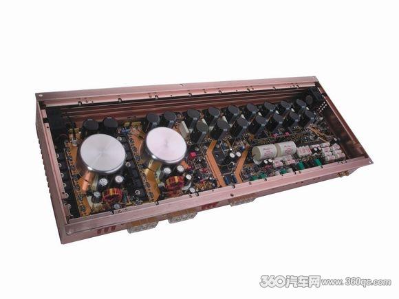 皇者风范  德国零点GZPA Reference 2音质型顶级两声道功率放大器