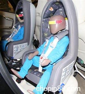 儿童安全座椅高科技配置