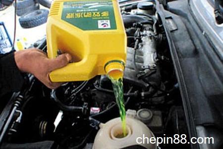 汽车保养要理性 防冻液更换最佳期限2-3年
