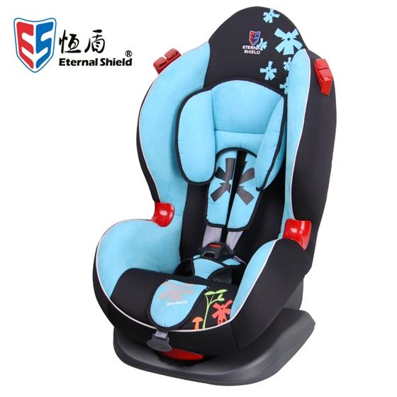 eternalshield恒盾儿童安全座椅动感超人系列9-25kg