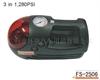汽车车用多功能轮胎充气泵