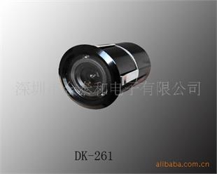 夜视26MM卡簧打孔GPS有线车载摄像头