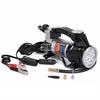 高亮LED灯纯金属轮胎打气泵