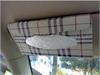 车用遮阳板纸巾包
