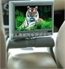 车载扶手箱DVD显示屏