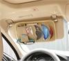 汽车多功能真皮CD袋