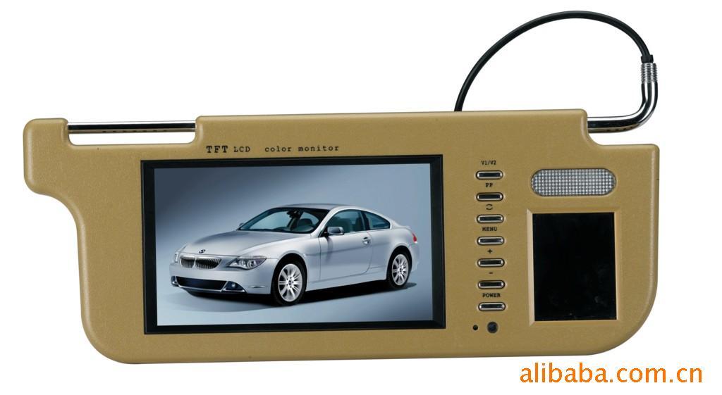 遮阳板显示器-深圳市喜盈电子科技有限公司