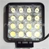 LED48W方形聚光型工作燈