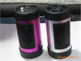 汽车摩托车插SD.MP3低音炮