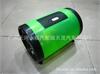 5寸绿色插卡低音炮(适合摩托车)可插SD卡U盘 带灯
