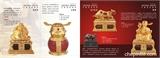 卡尔波兰薰法国高档汽车艺术香水(哈哈佛、小财神、金牛旺市、财神)