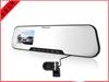 后视镜记录仪 高清1080P 红外夜视 120度广角行车记录仪厂家直销