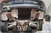 BMW宝马7系F01 F02 730改740副厂排气管