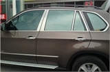 各个车型的车窗饰条厂家供应 X5 X6