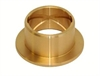 凸缘型翻边含油槽铜衬套
