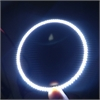 天使眼光圈 LED光圈灯 圆环灯板 汽车摩托车装饰灯