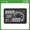 2014最新款 抬头显示器 车载HUD显示器OBD II速度显示器 xy-205 修改