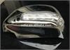三菱 MITSUBISHI TRITON L200 - 电镀带灯镜罩 MIRROR COVER