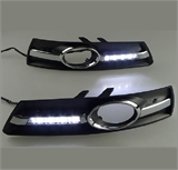 大众CC专用LED日间行车灯 LED日行灯 雾灯 杠灯 转向灯