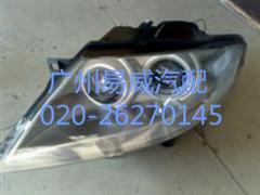 富豪S60汽车配件叶子板 前保险杠拆车件