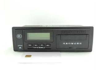 车载行驶记录仪北斗部标一体机,定位加打印功能年检必备
