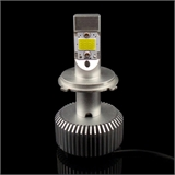 LED前大灯汽车灯H4(COB) 正远大功率双面光源 高亮远近光灯30W
