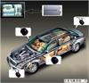 (有缝)360度全景倒车影像系统  高清夜视摄像头 全景记录仪 泊车系统