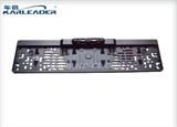 CL-20316C 欧式车牌框倒车摄像头 高清夜视带LED灯 角度可调