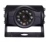 120度高清夜视大巴摄像头 带红外宽电压 后视车载摄像头