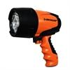 厂家直销登路普(DUNLOP)手电筒LED潜水防水充电专业手电强光探照灯 SL3883 橙色