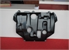 福克斯发动机护板 原车3D版型