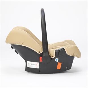 促销冲冠 欧标摇篮式新生儿 宝宝汽车安全座椅0-12月 全国5折包邮