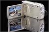 现代双卡双待数码摄像机 家用高清DV摄像机