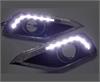 本田CRV专车专用LED日行灯 日间行车灯 LED灯 雾灯改装