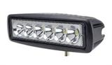 18W 单排LED工作灯 越野车灯 辅助灯 汽车灯