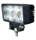18w led双排工作灯 越野车灯 工程灯 辅助灯