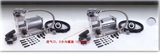 改装汽车空气悬架系统成套装备VIAIR空压机储气罐配件