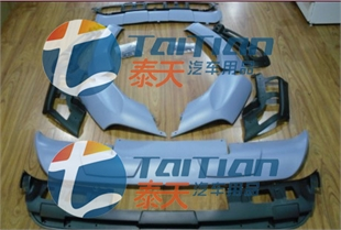 宝马X5空气动力学套件/X5包围 宝马X5改装 宝马配件 广州泰天