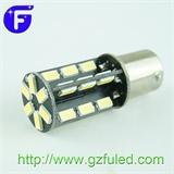 LED转向灯 宽电压无极性全解码车灯 1156汽车灯