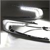 标致2008专用LED日间行车灯 LED灯 雾灯 杠灯 汽车雾灯改装